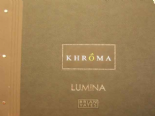 Lumina By Khroma For Brian Yates